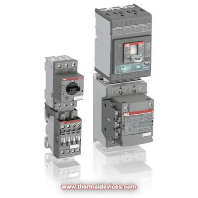 Abb Low Voltage Motor Wiring Diagram Abb Motor Starters Thermal Devices Thermal Devices
