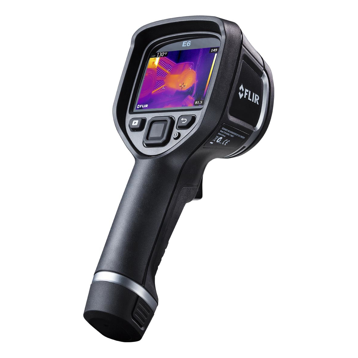 Flir E6 - Ti Thermal Imaging LTD