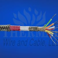 538° (1000°F) Thermaflame 3000 Multi-Conductor Cable 300V/ 600V 2800°F Intermittent