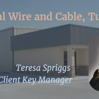 Teresa Spriggs Joins Thermal Wire office in Tulsa, Oklahoma