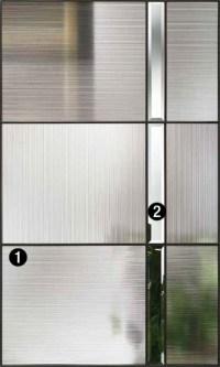 Axis - Decorative & Specialty Glass | Therma-Tru Doors