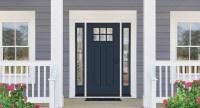 Benchmark Doors & Therma-Tru Benchmark Doors Left-Hand ...