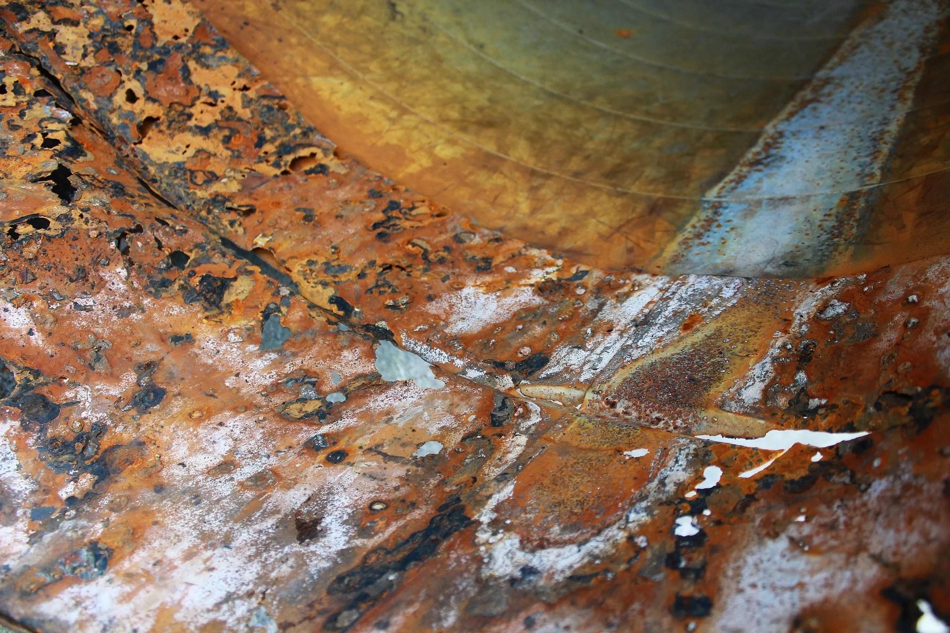 Corrosion Under Insulation  CUI Inspection  CUI Corrosion