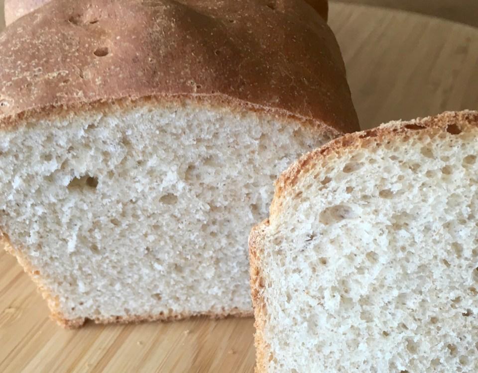 Toastbrot aus dem TM5 von Vorwerk