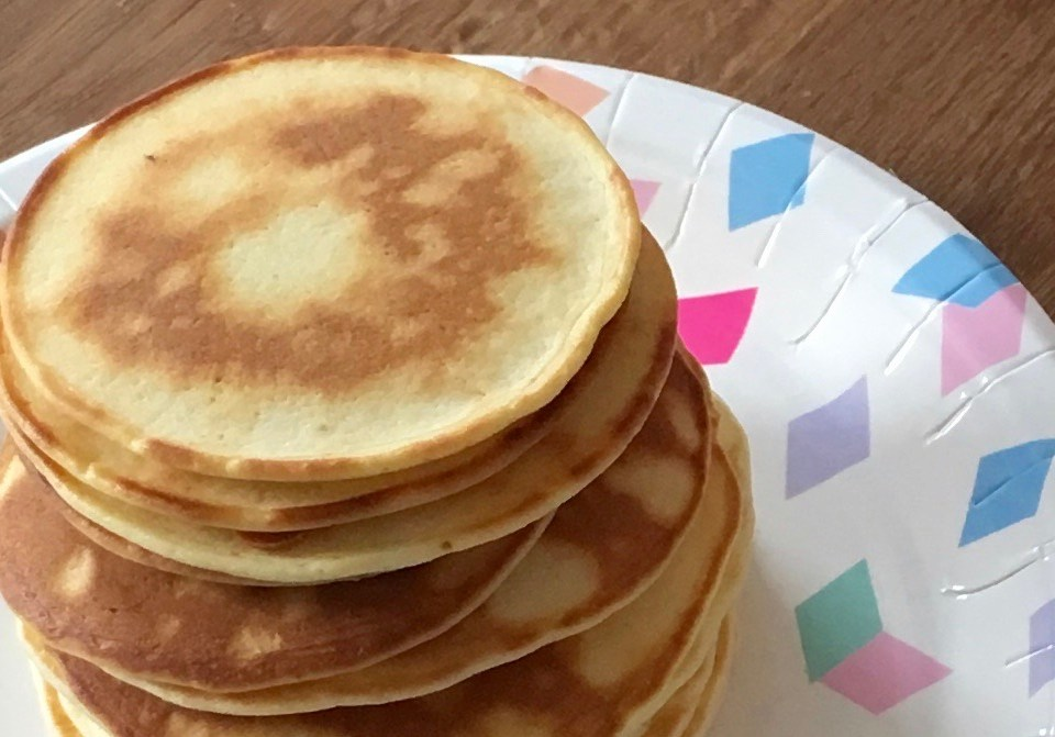 Pancakes aus dem Thermomix