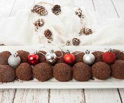 Thermomix Christmas Rum Balls