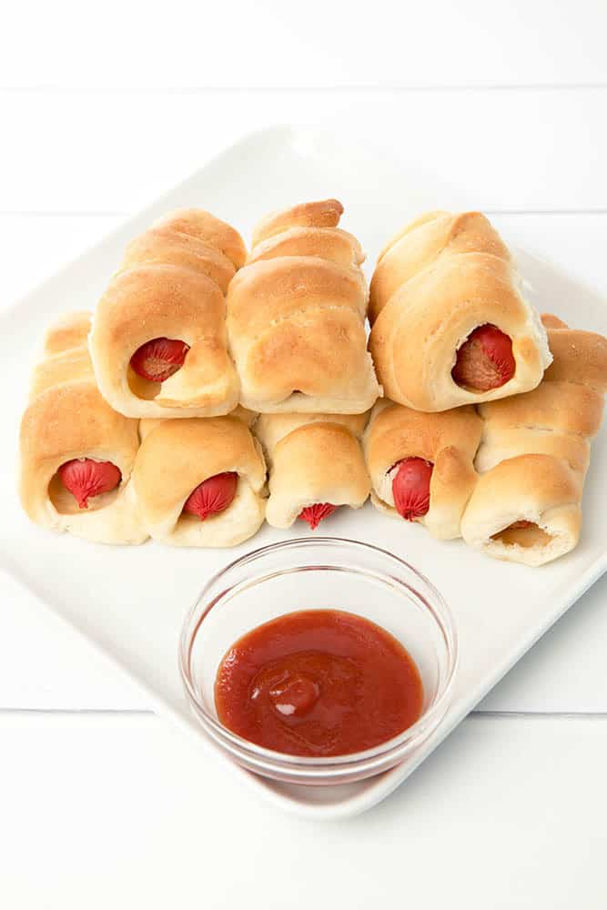 Pigs in Blankets or Mini Hotdog Rolls - ThermoKitchen