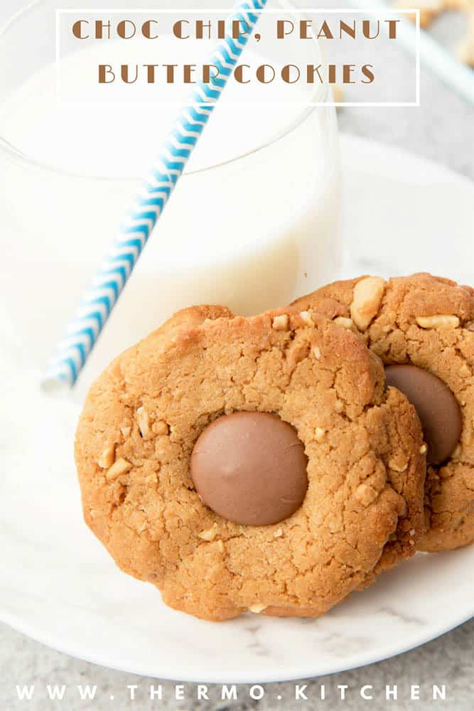 Peanut Butter & Choc Chip Cookie Pin