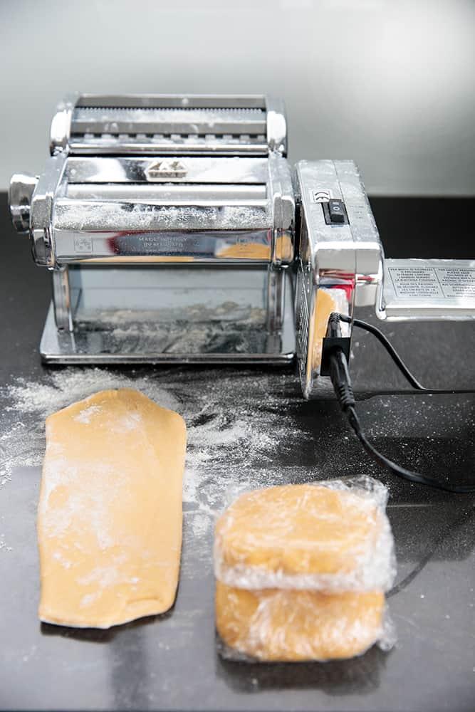 Basic Pasta Making Tutorial
