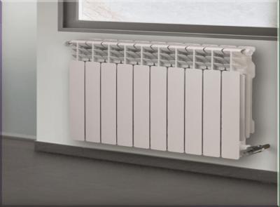 Алуминиев Радиатор Regall Aquatic 800