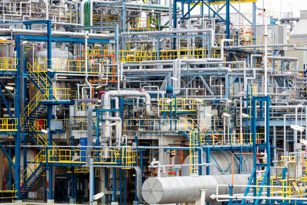 How to Prevent Mechanical Failures of Oil  Gas Piping with Positive Material Identification