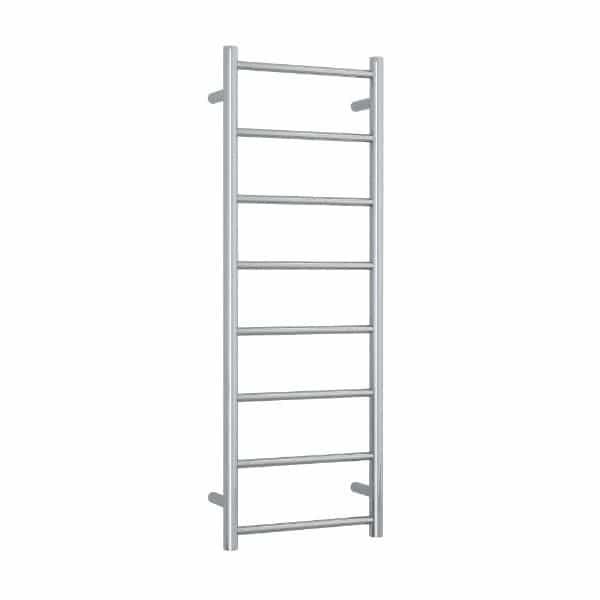 SR17M Straight Round Ladder Heated Towel Rail