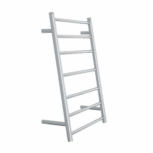 USL44 Straight Round Slanted Non-Heated Ladder Towel Rail