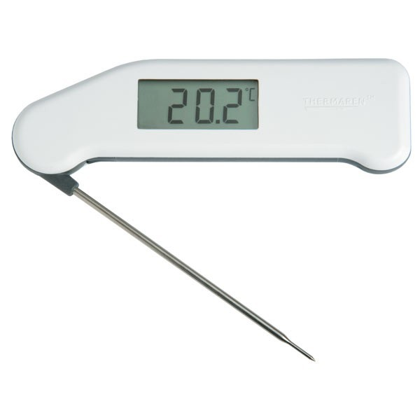 digital kitchen thermometer counter stools cooking | superfast thermapen from ...