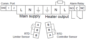 Heat Trace Wiring Diagram Get Free Image About, Heat, Free
