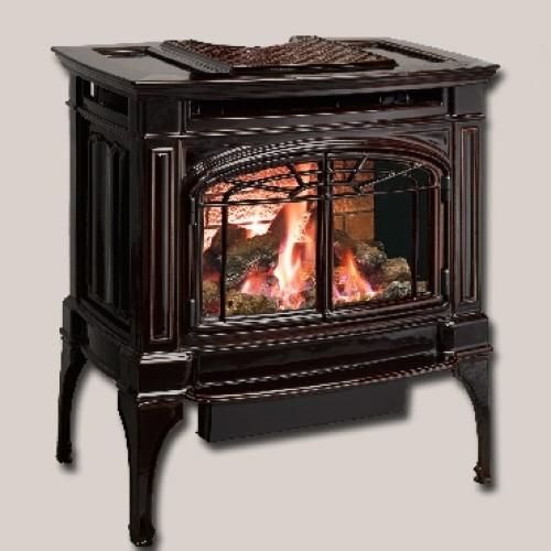 heat thermostat gas black bear diagram lopi berkshire