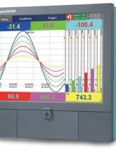 Enlarge image also paperless chart recorder up to channels rh thermosense