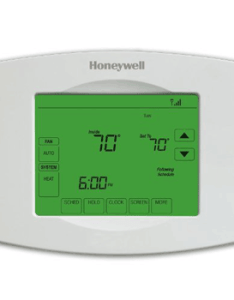 Honeywell ret    wi fi thermostat review also best wifi programmable thermostats reviews guide rh thermostatistics