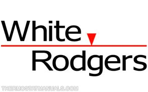 White Rodgers 1F86-0244 Blue Series 2