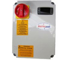 UCP 1 compressor electric box