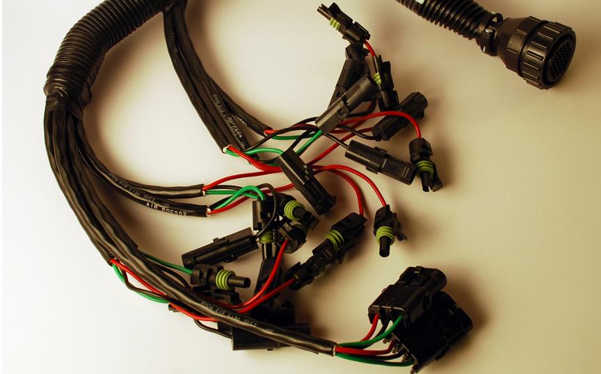 Wire Harness Design Thermtrol Corporation