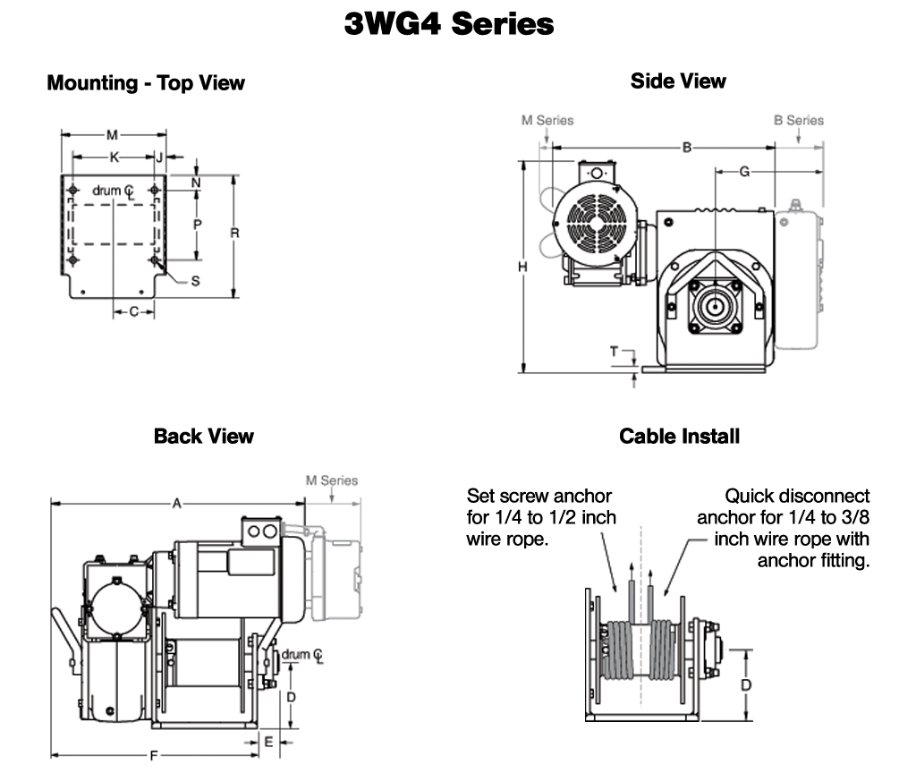Thern Winch Wiring Diagram