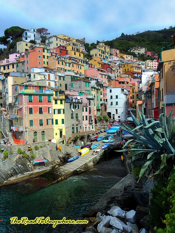 Photo of Riomaggiore, Italy