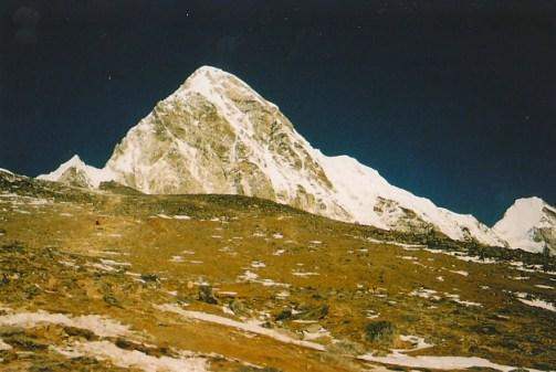 On the way up Kala Pattar, Nepal