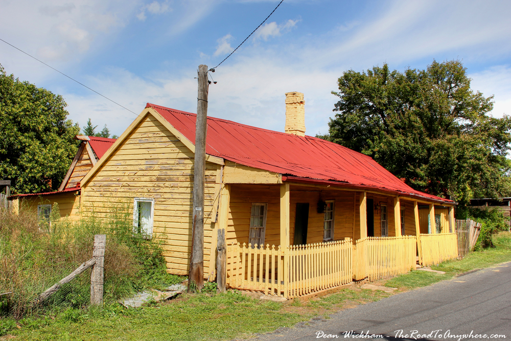 Old Rickety House in Sofala, Australia