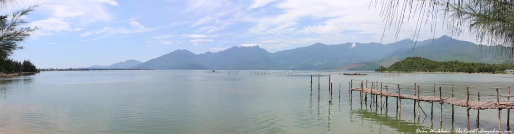 Placid Inlet in Central Vietnam