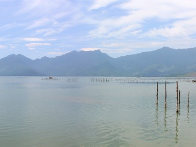 Placid Inlet in Central Vietnam