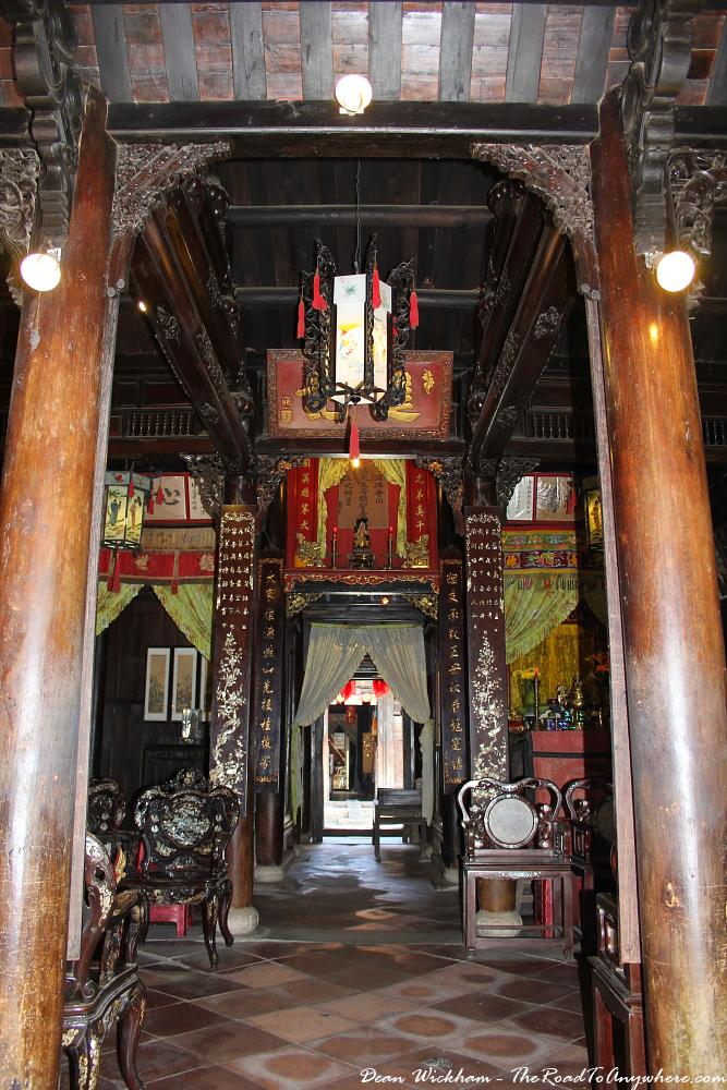 Tan Ky House in Hoi An, Vietnam