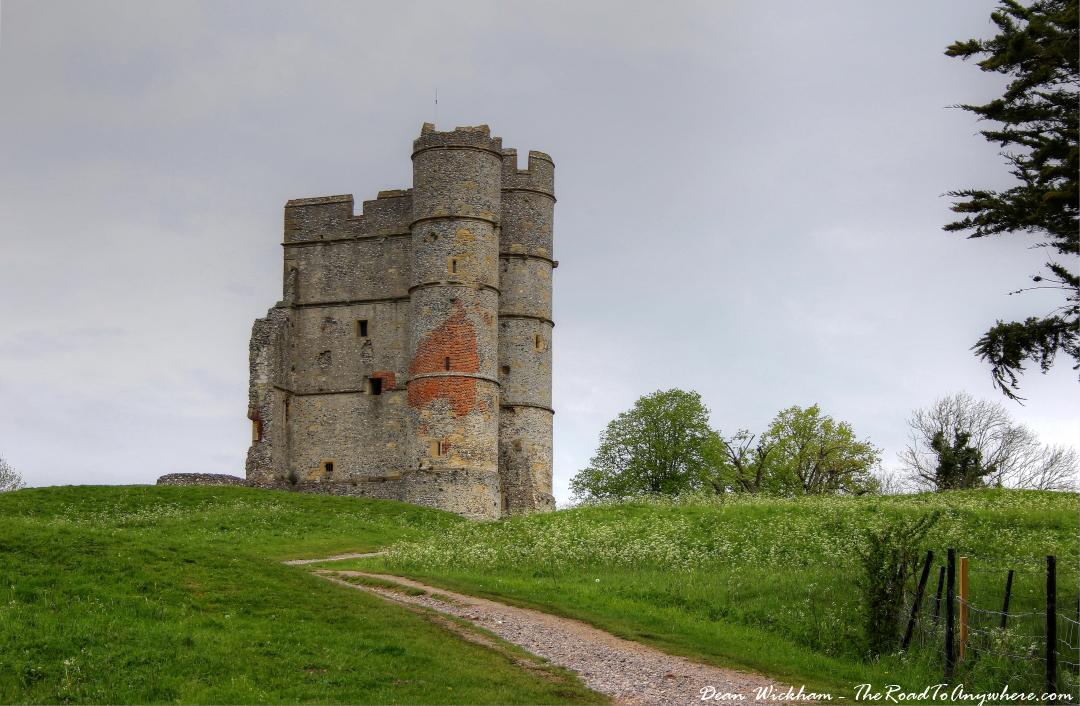Donnington Castle, Berkshire, England