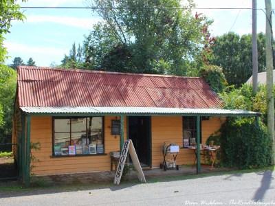 Old Book Shop in Sofala, Australia