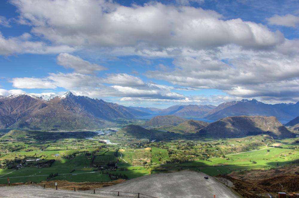 Coronet Peak new Zealand