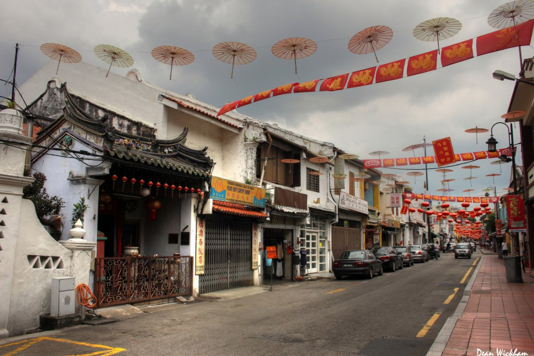 Jonker Street in Malacca, Malaysia | The Road to Anywhere