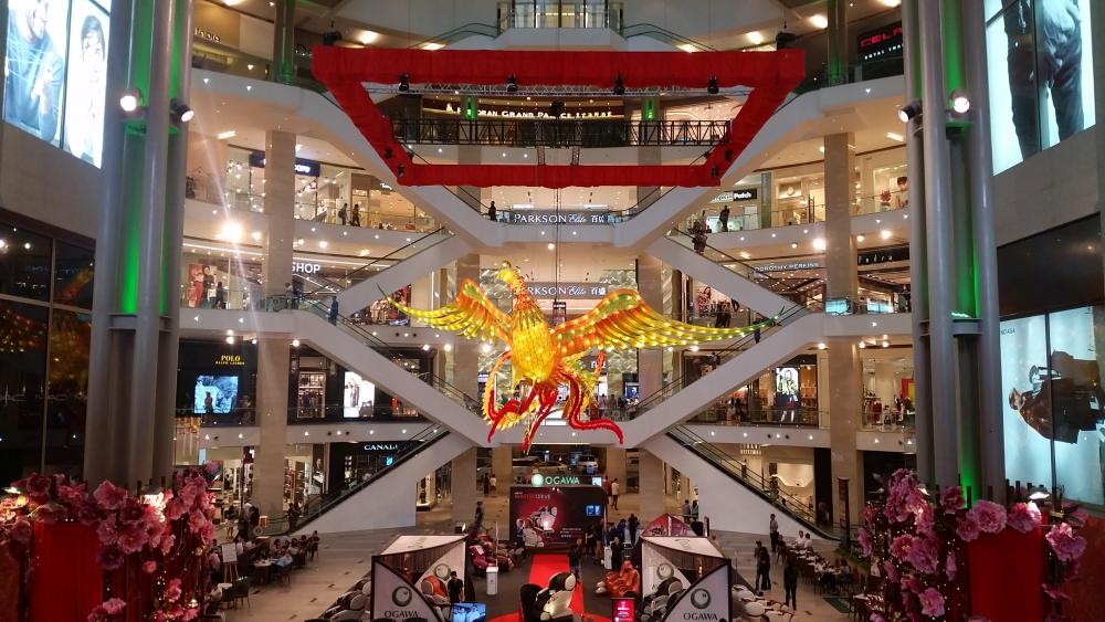 Pavillion Shopping Mall Kuala Lumpur