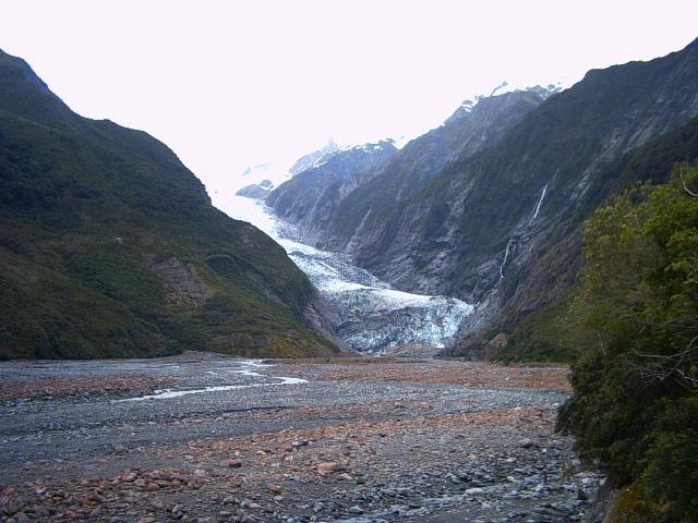 Franz Joseph Glacier, New Zealand