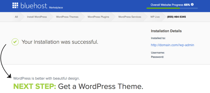 How to select WordPress theme