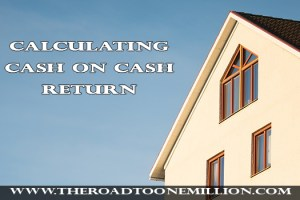 cash on cash return