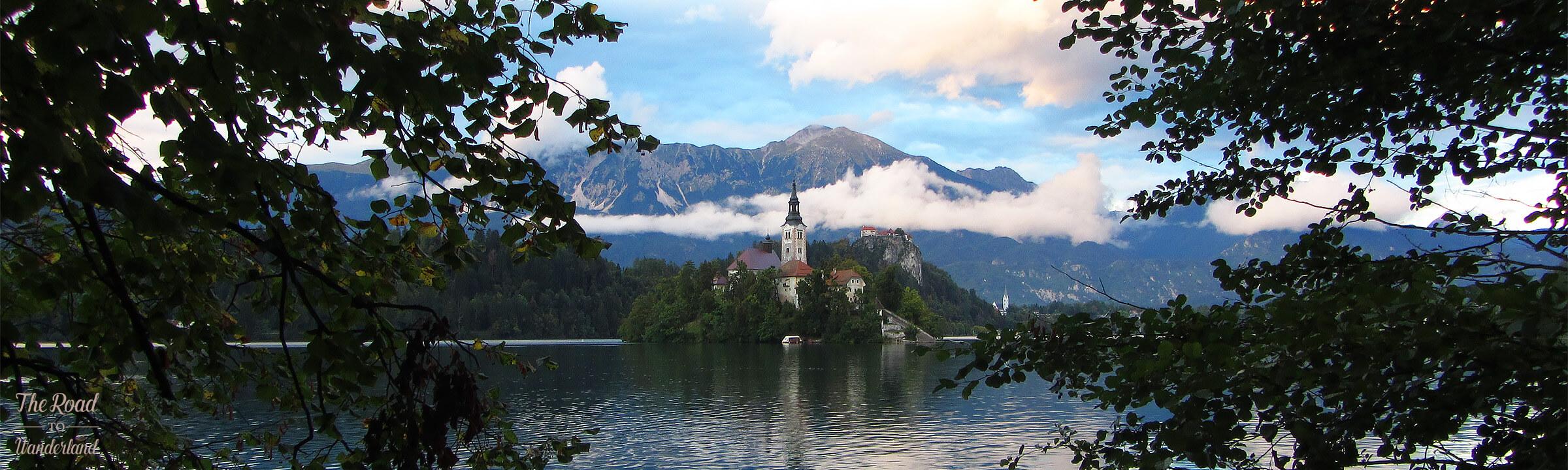 Lake Bled & Island