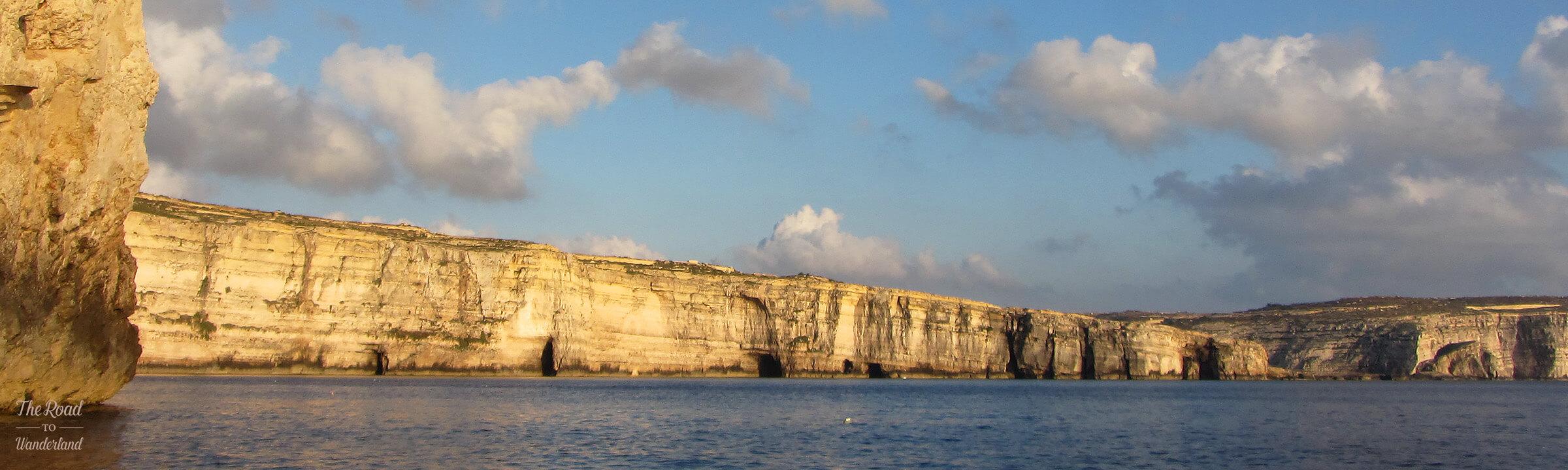 Dwejra Cliffs Sunset Cruise