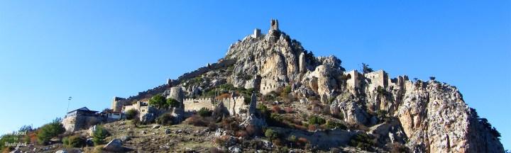 St Hilarion Castle Cyprus