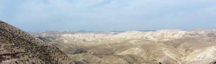 Wadi Qelt, Judean Desert
