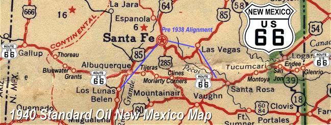 Santa Rosa New Mexico Route 66