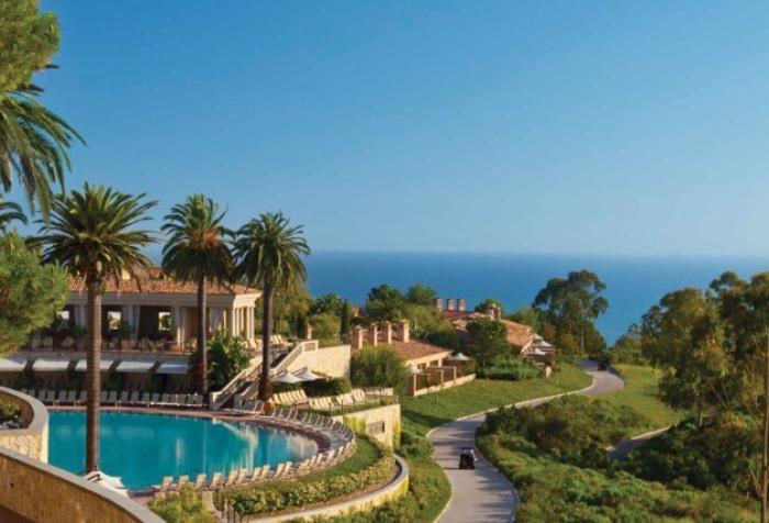 The Resort at Pelican Hill  Newport Beach CA  The