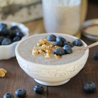 Easy Chia Seed Pudding in 3 Easy Steps