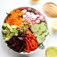 Spring Cleaning Detox Salad