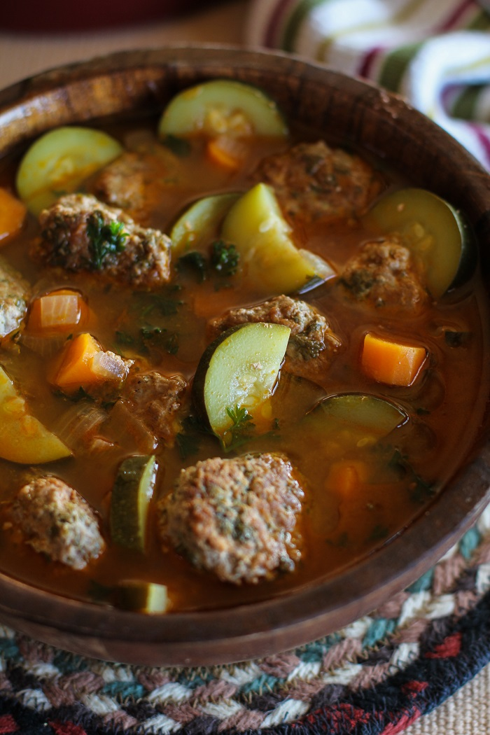 Albondigas Soup  The Roasted Root
