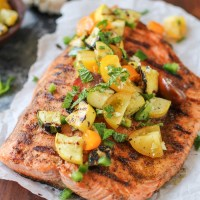 The Only Grilled Salmon Recipe You'll Ever Need